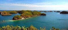 "Tropical Dreams: ""100 Islands Nation Park"" - Pangasinan, Philippines"