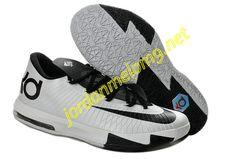03e6c225963e Nike KD VI basketball shoes White Nikes