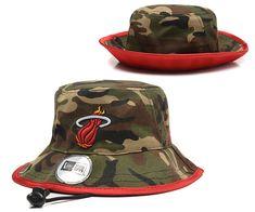 NBA Miami Heat Fashionable Snapback Cap for Four Seasons Fisherman s Hat 5bb11be539cc