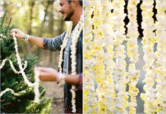 I really want to make some popcorn garland this year!