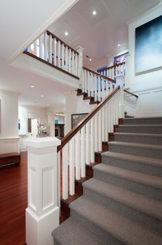 Ordinaire Beautiful Staircase In West Vancouver #blurrdMEDIA #architecture  #photography