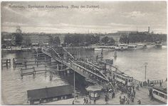 Verplaatste Koninginnebrug (Brug der Zuchten)