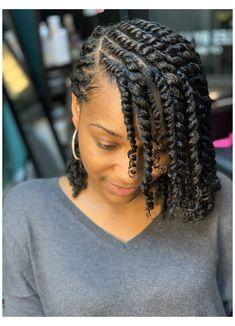 Box Braids Hairstyles, Flat Twist Hairstyles, Natural Braided Hairstyles, Protective Hairstyles For Natural Hair, Natural Hair Braids, Natural Hair Growth, Natural Protective Styles, Natural Hair Weaves, Natural Twists