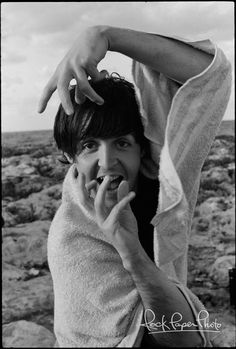 Never Before Seen Photos of The Beatles by Henry Grossman (23 photos) | Kenga Rex | Page 6