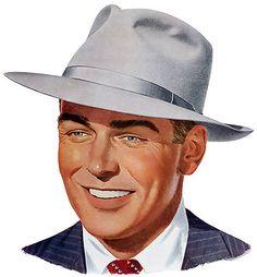 1950 ... the 'playboy' model!