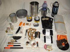 "Building a ""F.R.E.E."" Survival Kit"