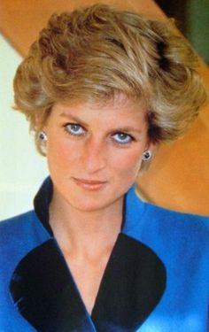 Pensive look - Diana