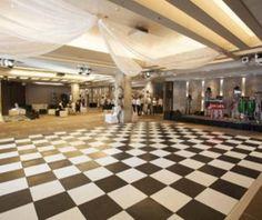 Interlocking Dance Floor