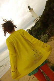 Summer Festival sweater pattern