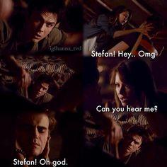 Poor Damon...going to get his heart broken, yet again!