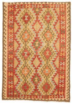 Kilim Afgán Old style szőnyeg 148x208cm 80687 FT