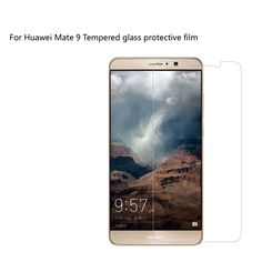 Msvii Brand 9H for premium tempered glass huawei mate 9 mate9 screensaver for reinforced protective film huawei mate 9 glass.