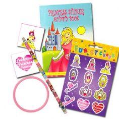 Girls Party Bag Filler Pack - PFP031