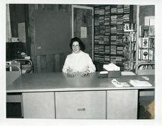Delmar Public Library Director, Mrs. Carol Fitzgerald.