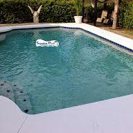 Superior Pools Custom Shape Swimming Pool
