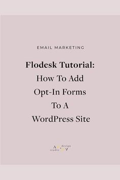 Looking for a detailed guide on how to add Flodesk inline forms to your WordPress website? This tutorial shows you how—with Elementor and Gutenberg. Email Marketing Strategy, Social Media Marketing, Success Message, Css Style, More Followers, Creating A Brand, Wordpress Plugins, Inline, Business Tips