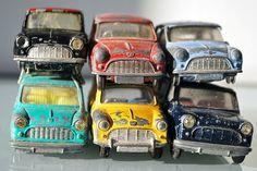 Mini scrap yard  by Scarycrow, via Flickr