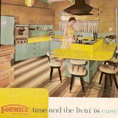 formica kitchen