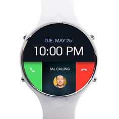 Concept Watch Design