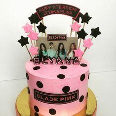 Happy 11th Birthday, Birthday Cake, Birthday Parties, Cinnamon Cream Cheese Frosting, Cinnamon Cream Cheeses, Fox Cookies, Pumpkin Spice Cupcakes, Bear Cakes, Blackpink Jisoo