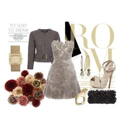 A fashion look from October 2013 featuring brown dresses, wool jacket and strappy sandals. Browse and shop related looks. Brown Dress, Strappy Sandals, Confessions, Fashion Looks, Polyvore, Shopping, Dresses, Vestidos, Dress