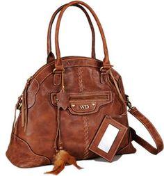 bohemian leather handbag #bag