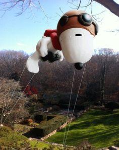 Macy's Thanksgiving Day Parade Balloon
