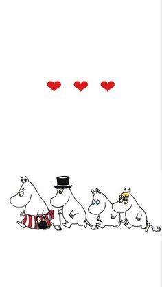 Moomin Wallpaper, Iphone Wallpaper, Little My Moomin, Moomin Valley, Tove Jansson, Moon Child, All Art, Troll, Cute Pictures
