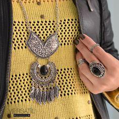 Novidadinhas + descontos =  Bora dar um up na produção!!! Acesse: http://www.versatilacessorios.com.br/ #bijouxonline #bijoux #fashionista #styleboho