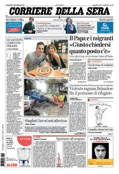 Corriere della Sera // 12/09/2017 //