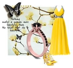 """""""fabiandiamonds 9"""" by denisao ❤ liked on Polyvore featuring Vellum and Jimmy Choo"""