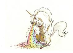 unicorns dont have wings