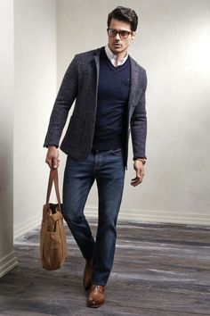 Real Men Style. My Style. Style. (I'm trying this out very soon.)
