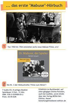 ... die Herrschaft des Verbrechens geht weiter! Fritz Lang, Movie Posters, Movies, Movie, Films, Film Poster, Cinema, Film, Movie Quotes