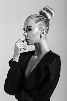 Modellen land Magazine: Interview: Styliste Saron van de Laar (Netherland)...