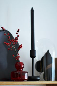 Diy Living Room Decor, Home Decor, Marimekko Fabric, Scandi Christmas, Black And White Theme, Black Candles, Beautiful Christmas, Modern Decor, Home Accessories