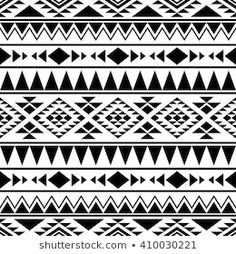 Boho style seamless pattern with aztec ornament. … – Amazing tattoo patterns and designs - Boho style seamless pattern with aztec ornament. Tribal Pattern Art, Aztec Pattern Wallpaper, Mysterious Tattoo, 3d Cnc, Aztec Designs, Boho Designs, Marquesan Tattoos, Ethnic Patterns, Boho Style