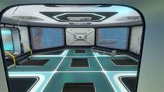 Subnautica Base, Research Lab, New Room, Habitats, Rooms, Google, Image, Design, Arquitetura