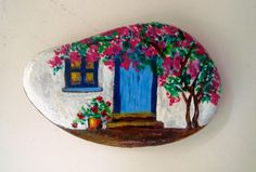 Bodrum! Painted stone!                                                                                                                                                                                 More