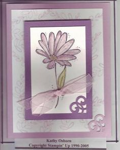 In Full Bloom WCC by Stampin Wrose - Cards and Paper Crafts at Splitcoaststampers