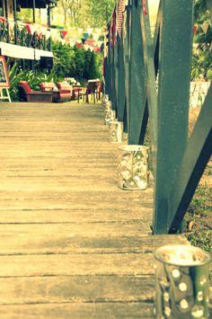 Boda de Jess & Tomas Un lugar en el arroyo. Delta del Tigre