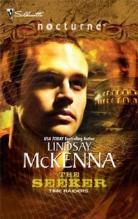 The Seeker by Lindsay McKenna