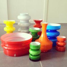 Alsterfors Bulb Vase, Making Glass, Sandblasted Glass, Glass Bowls, Coloured Glass, Murano, Opaline, Retro Home, Bolognese