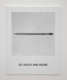 John Baldessari, GOYA SERIES: SO MUCH AND MORE, 1997