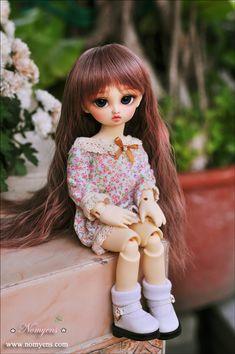 Bjd, Dolls, Vintage, Style, Fashion, Baby Dolls, Swag, Moda, Fashion Styles