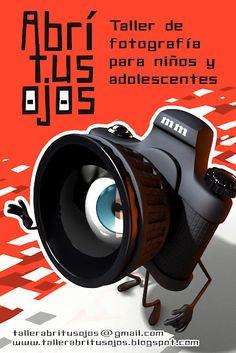 Talleres de #fotografía para #niños y adolescentes