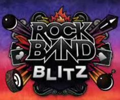 Rock Band Blitz Battles For Relevancy In August