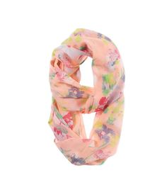 Aerie Floral Loop Scarf | American Eagle Outfitters