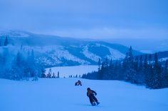 10 vinteraktiviteter i Åre - tips på olika aktiviteter i Åre (om man tröttnar på skidåkning) - Snow bike