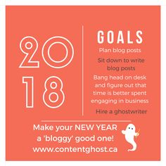 Make your New Year a bloggy good one!